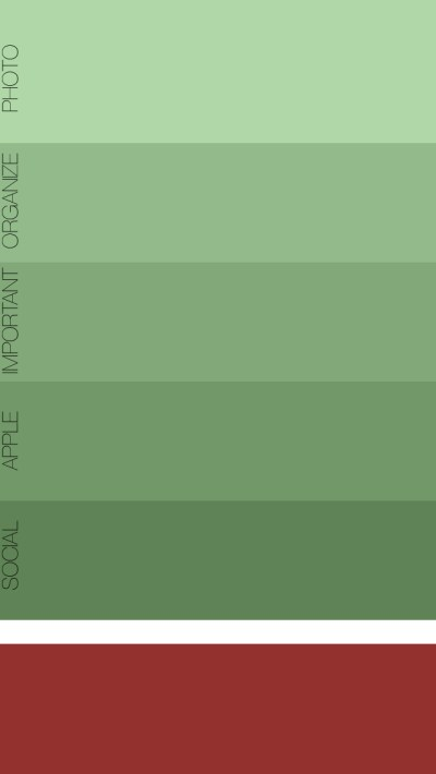iPhone Organizer for Folders | Free Download Available