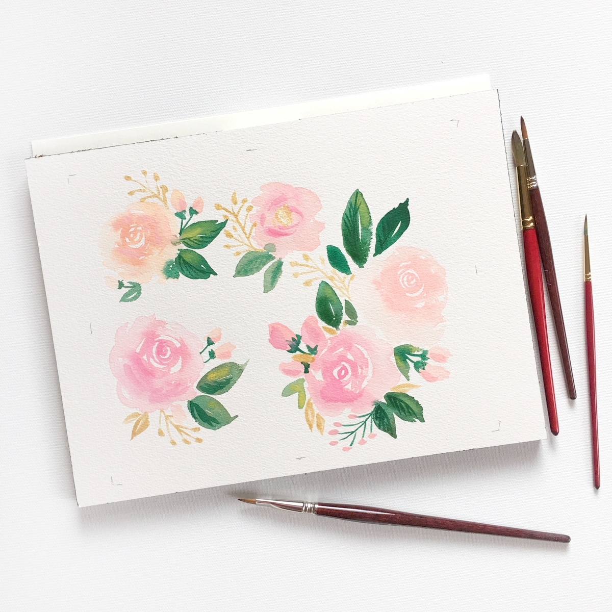 custom wedding invitations portfolio watercolor wedding invitations All stationery is printed at Mospens Studio to ensure the highest quality Ready to start your custom designed invitation Contact us today for a quote