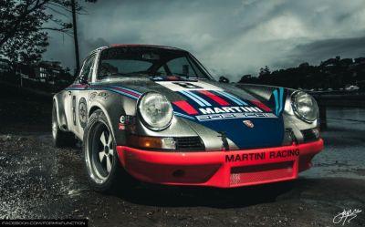 Gallery: Martini Porsche 911 RSR replica - Motorsport Retro