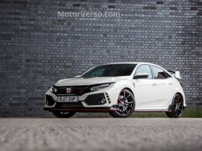 Honda Civic Type R Wallpaper FK8 In Championship White
