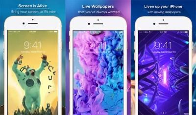 Fija fondos de pantalla animados para tu iPhone con la app Themex