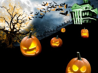 Free Download Halloween Wallpapers 2011 to Welcome the Ghost Festival | Video Downloading and ...
