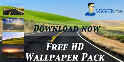 Download Now – Free HD Wallpaper Pack - Mr. Geek