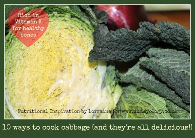 10 ways to cook cabbage (and they're all delicious!) - Mummyology