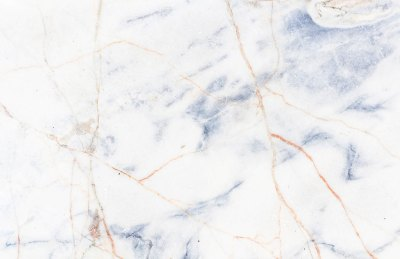 Blue and Bronze Cracked Marble Wallpaper | Murals Wallpaper