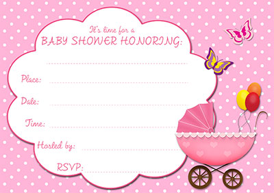 Printable Invitations