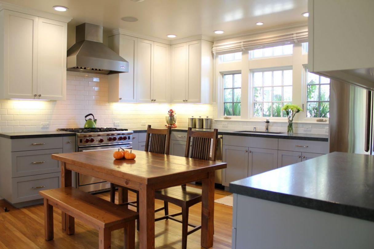 vintage gray kitchen cabinets two tone kitchen cabinets Cabinets for two toned kitchen interior Vintage