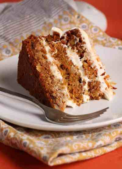 Vegan Gluten Free Carrot Cake   My Darling Vegan