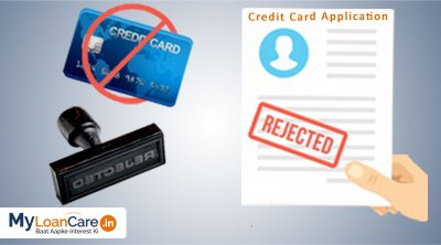 Top reasons for credit card application rejection