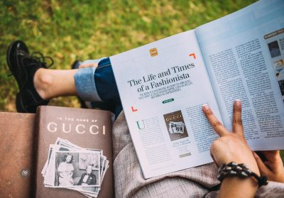 In The Name of GUCCI, Book Review in Business Today, The ...