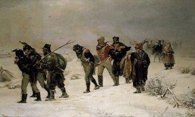 [History] Napoleon's Invasion of Russia - The Retreat