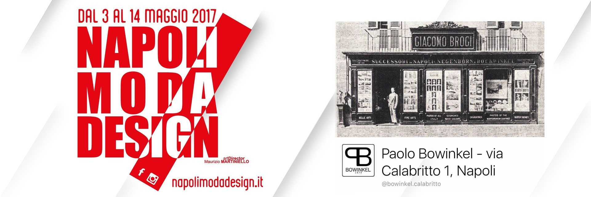 Napoli Moda Design Partner 2017