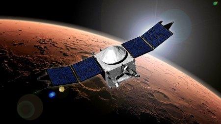 Maven Mars Sunrise