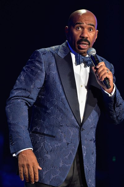 Steve Harvey Caught In Racist Rants — Blasts Asians & White People!