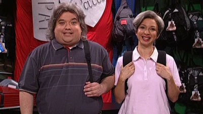 Watch Pat 'n Patti's Backpack Shack From Saturday Night Live - NBC.com