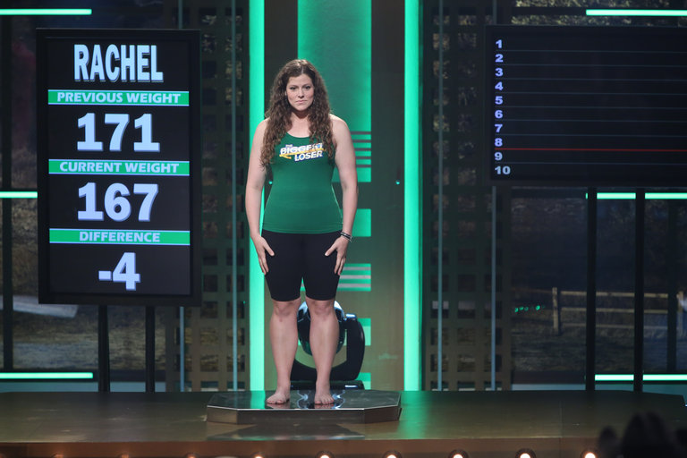 The Biggest Loser: Week 10 Weigh-ins Photo: 1318341 - NBC.com