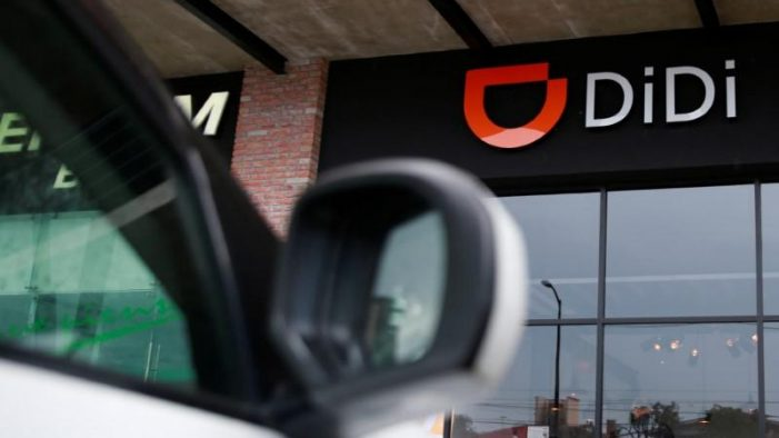 Chinese ride-sharing company Didi picks Australia for first Western foray