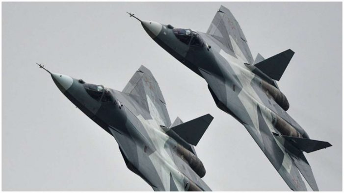 China mulls to buy Russia's Su-57 stealth fighter jet