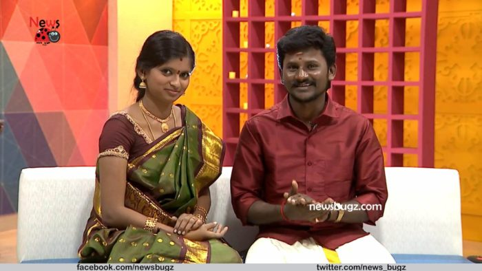 Super Singer Vote Season 6   Online Vote   Results   Contestants     Super Singer Vote Rajalakshmi and Her Husband Senthil