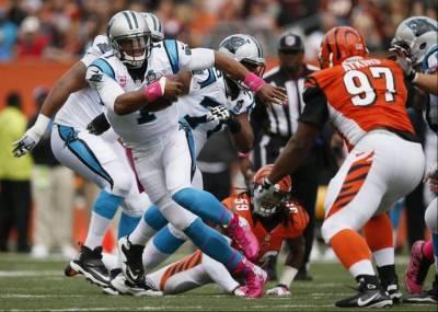 Carolina Panthers tie Cincinnati Bengals 37-37 | News & Observer News & Observer