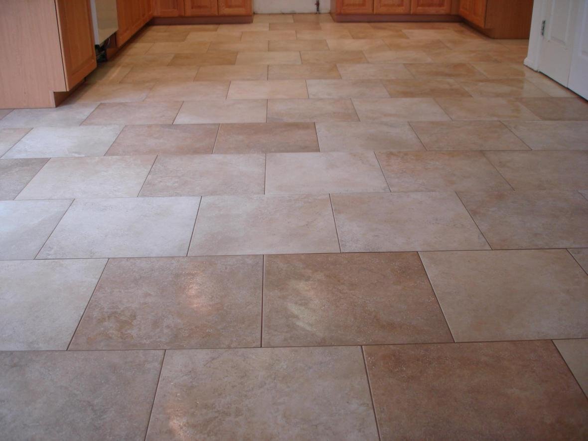 tile floors kitchen tile floor ideas 26 best images about Tile floors on Pinterest Kitchen tile flooring Terracotta floor and Log cabin kitchens