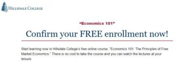 "North Suburban Republican Forum » Blog Archive » ""Economics 101: The Principles of Free Market ..."