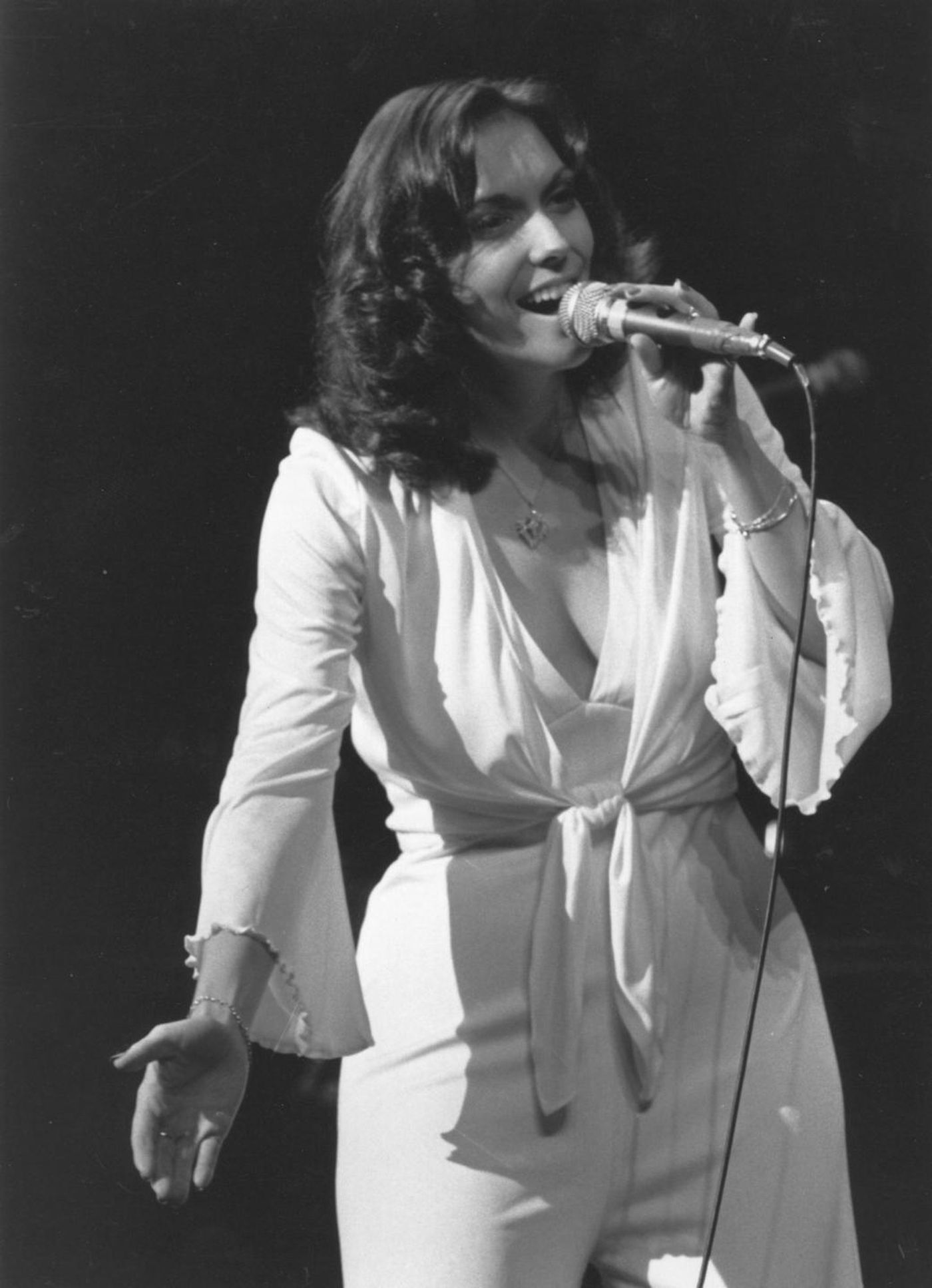 The day singer Karen Carpenter died in 1983   NY Daily News The day singer Karen Carpenter died in 1983