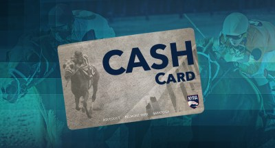 Cash Card | Belmont Park