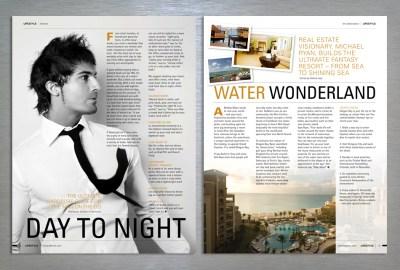 o2creative | Lifestyle Magazine - retail publication design