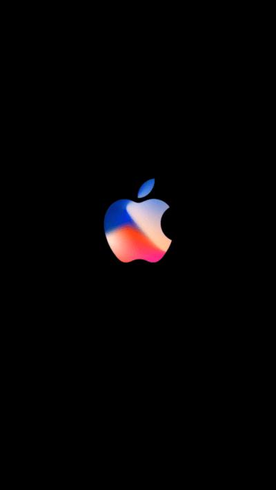 La tendenza grafica dei nuovi sfondi per iPhone X e 8 | Obliquo Design