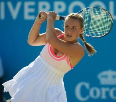 Ana Bogdan s-a calificat în sferturi la Monterrey