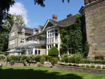 Ockenden Manor Hotel & Spa in South East England and Cuckfield : Luxury Hotel Breaks in the UK