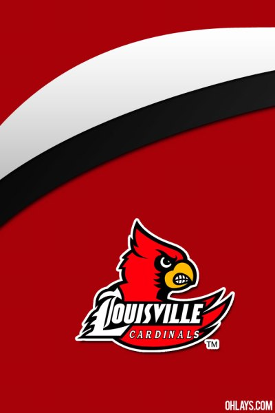 Louisville Cardinals iPhone Wallpaper | #5152 | ohLays