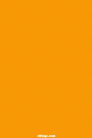 Orange iPhone Wallpaper | #341 | ohLays