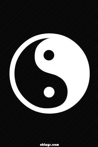 Yin Yang Wallpaper Iphone 5 - Wallpaperworld1st.com