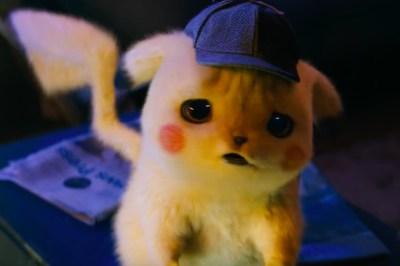 'Detective Pikachu', el primer filme live action de Pokémon