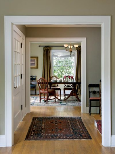 Choosing Paint Colors for a Colonial Revival Home - Restoration & Design for the Vintage House ...