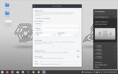 Random Wallpaper GNOME Extension - OMG! Ubuntu!