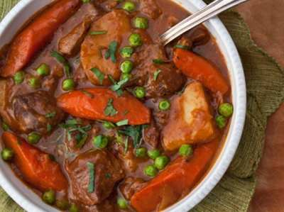 Guinness Lamb Stew with Vegetables - Once Upon a Chef