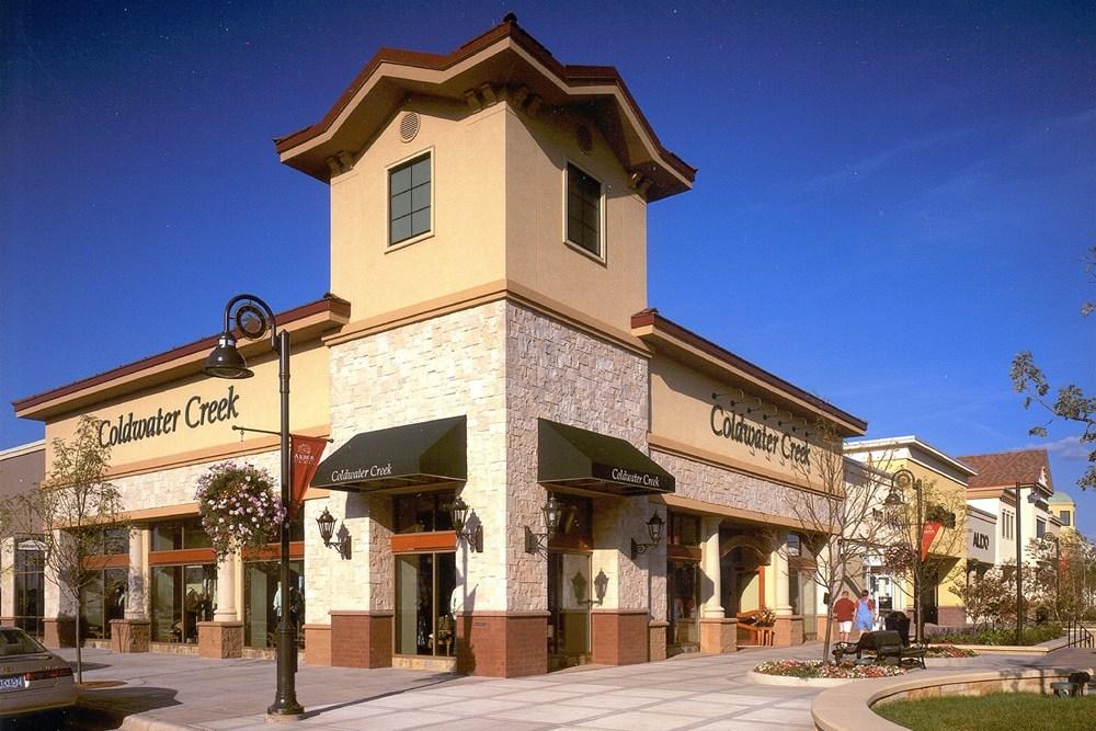 Arbor Lakes Lifestyle Center Retail Development - The Opus ...