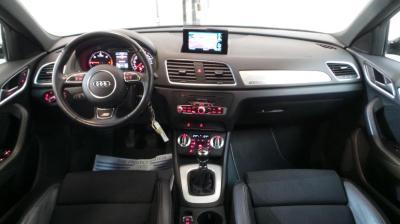 Audi Q3 2.0 Tdi 140ch S Line Quattro Occasion à Lyon Neuville Sur Saône (rhône) - ORA7