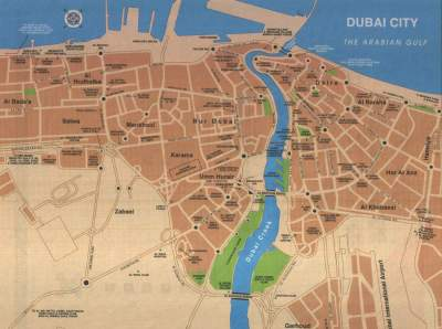 Large Dubai Maps for Free Download and Print | High-Resolution and Detailed Maps