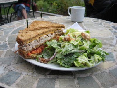 Motorcycle Picture Gallery, Eating Establishments in BC