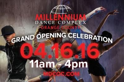 Millennium Dance Complex Opening New Studio in Orange ...