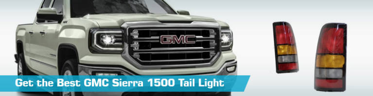 GMC Sierra 1500 Tail Light   Taillights   Action Crash TYC   2006     Tail Light for GMC Sierra 1500   Partsgeek