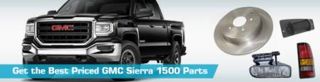 GMC Sierra 1500 Parts   PartsGeek com GMC Sierra 1500 Replacement Parts