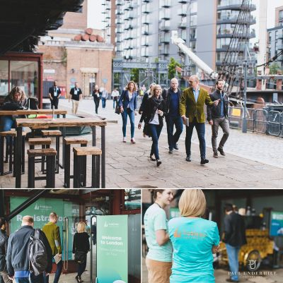 London event photographer | Tech conference @ Tobacco Dock ...