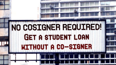 Student Loans Without a Cosigner - Student Loans