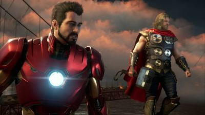 Square Enix's Avengers game launches next Spring | PCGamesN