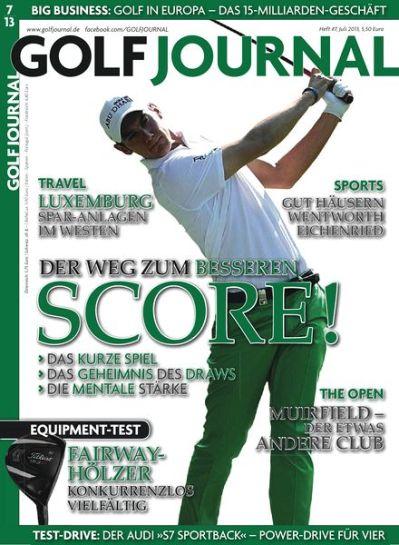 Download Golf Journal – Juli 2013 - PDF Magazine